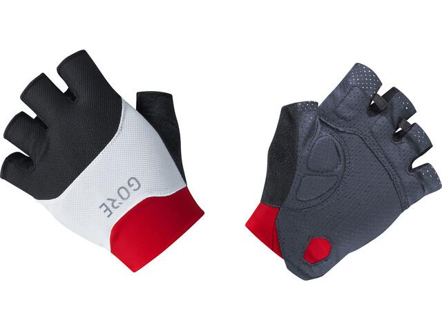 GORE WEAR C5 Short Finger Vent Gloves black/red